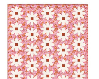 Fresh As A Daisy by Pen and Paper - Print Quilt Pattern