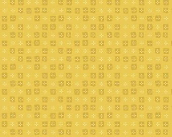 Mod Cloth by Sew Kind of Wonderful  - Weave Earth SK008.EARTH - Cotton Quilt Fabric - Fat Quarter fq BTHY Yard