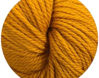 hay weepaca by Big Bad Wool - light worsted yarn - 50% fine washable merino and baby alpaca - 95 yards