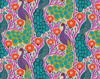 Homeward Monika Forsberg Anna Maria's Conservatory Free Spirit - Proud Tropical MF012 - Cotton Quilt Fabric  FQ BTHY Yard 9-21