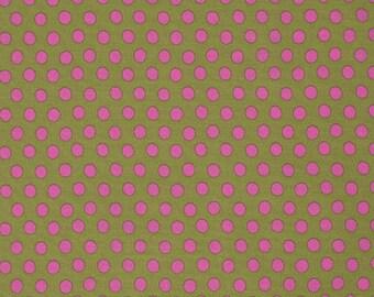 Kaffe Fassett - Spot GP70 Lichen - Cotton Quilt Fabric - FQ Fat Quarter BTHY Yard 1021
