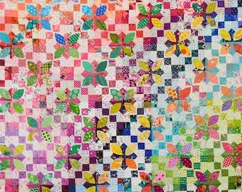 Minx Quilt Pattern by Michelle McKillop for Jen Kingwell Designs - Print Pattern