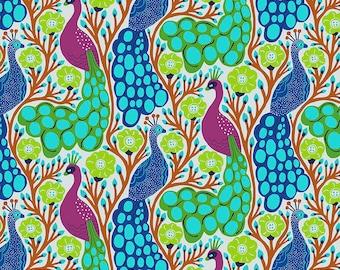 Homeward Monika Forsberg Anna Maria's Conservatory Free Spirit - Proud Guava MF012.GUAVA- Cotton Quilt Fabric  FQ BTHY Yard 9-21