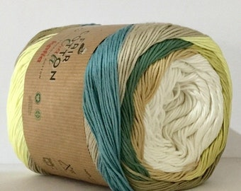 Fair Cotton Craft 100% Organic Cotton by Katia - 678 Yards - Sport DK Weight