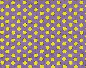 Kaffe Fassett - Spot GP70 Periwinkle - Cotton Quilt Fabric - FQ Fat Quarter BTHY Yard 1021