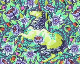 Pinkerville by Tula Pink for Free Spirit - Imaginarium - Day Dream - Cotton Quilt Fabric - Choose Your Size 8-21B