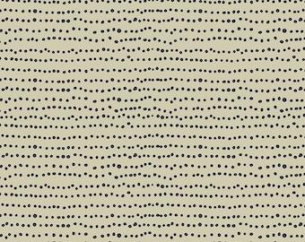 Indie Folk by Pat Bravo for Art Gallery Fabrics - Flecks - Indigo - IFL-56301 - 1/2 Yard Cotton Quilt Fabric