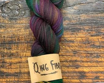 Elderwood Merino DK by Qing Fibre - Hand- Dyed 100% Superwash Merino Wool