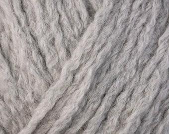 Grey Mist Vibe 1503 Lot 2959 Berroco Organic Cotton & Organic Wool Chunky Yarn