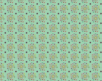 Earth Made Paradise by Kathy Doughty Free Spirit Fabrics - Radiance Cool MO050.COOL- Cotton Quilt Fabric - Fat Quarter FQ BTHY Yard K