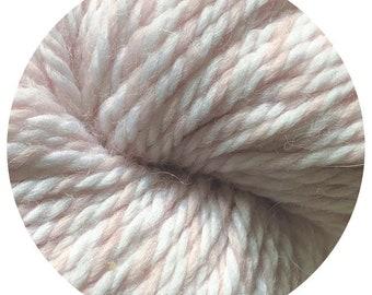 cotton candy weepaca by Big Bad Wool - light worsted yarn - 50% fine washable merino and baby alpaca - 95 yards