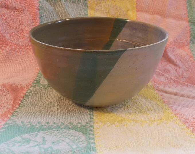 Blue Green Coffee Brewing Bowl