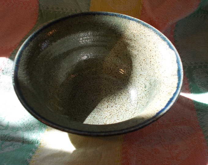 Green-Blue Bowl