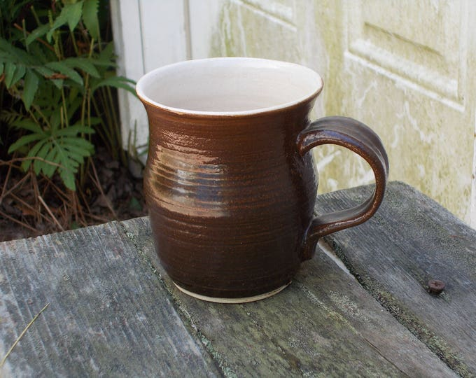 Brown Coffee Mug or Cup