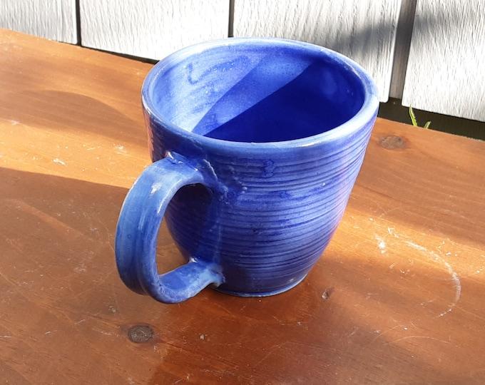 Blue Espresso Cup, 7 oz