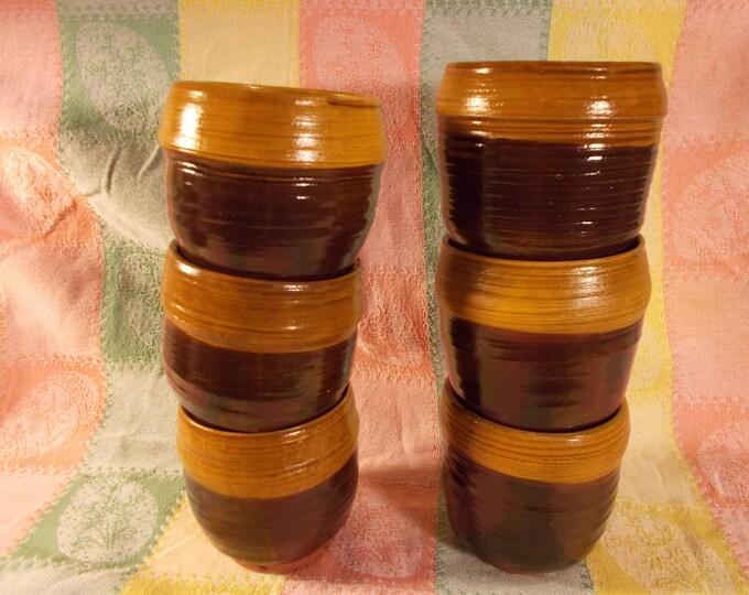 Stoneware Tumbler or Yunomi  Set
