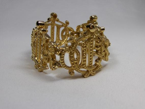 Christian Dior Jewelry, Christian Dior Initial, Lo