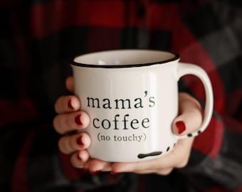 mom mug mom christmas gift moms coffee rustic farmhouse mug mamas coffee mom mug gifts for mom new mom gift gift for her cute mug
