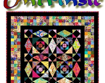 INTRINSIC -  Quilt-Addicts Patchwork Quilt Pattern