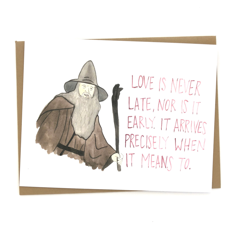 Gandalf Zitat
