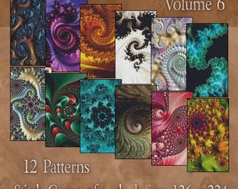 Design No 5216 Fractal Cross Stitch Pattern