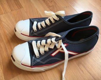 5659a5fc0 Tommy Hilfiger Shoes Women 7M Canvas Sneakers Colorblock Flag