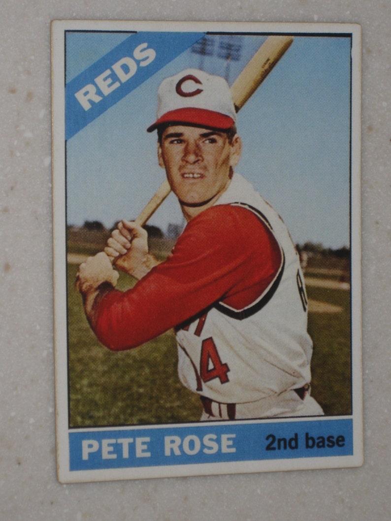 1966 Topps Pete Rose 30