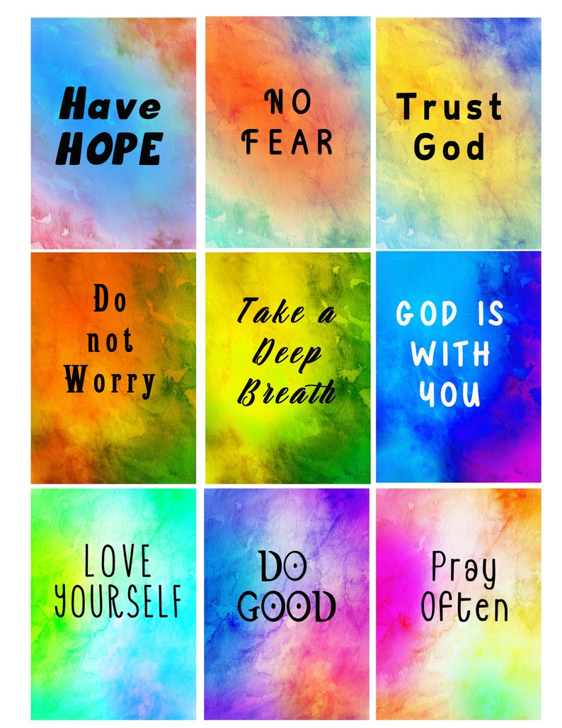 photo regarding Printable Positive Affirmations titled Sure Affirmations, printable affirmations, self-assurance card, physical fitness confirmation, anticipate and take pleasure in, absolutely sure playing cards, phrases towards expert,