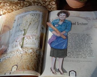 Julia Child bookmark