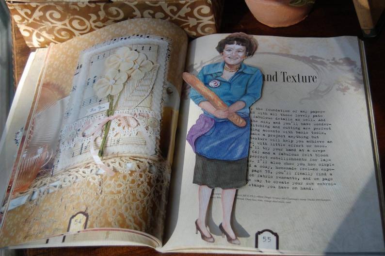 Julia Child bookmark image 0