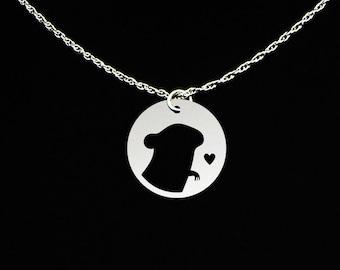 Chinchilla Necklace - Chinchilla Gift - Chinchilla Jewelry