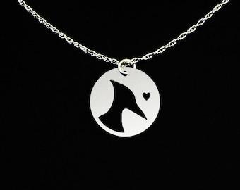 Woodpecker Necklace - Woodpecker Jewelry - Woodpecker Gift