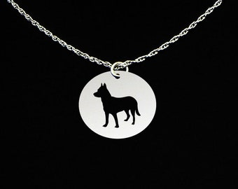 Beauceron Necklace - Beauceron Jewelry - Beauceron Gift
