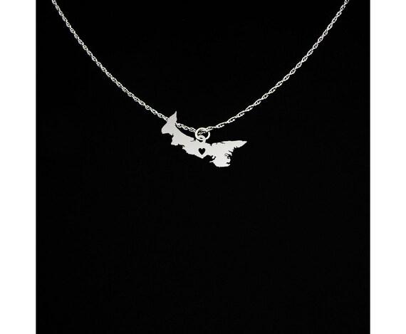 Prince Edward Island Necklace Prince Edward Island Jewelry Etsy
