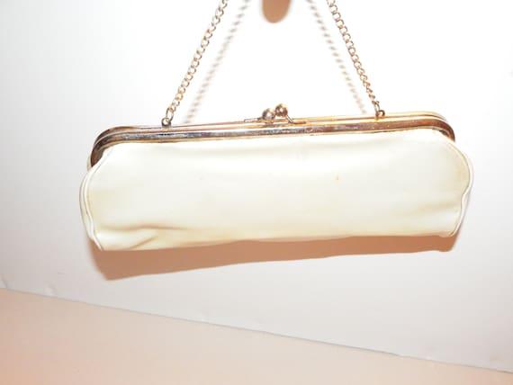 Antique White  purse