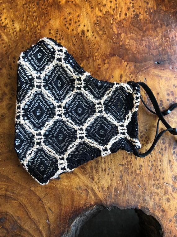 Designer Knit masks