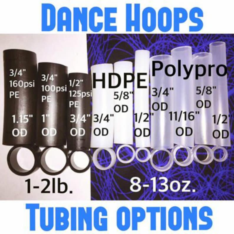 Orchid Reflective HDPE or Polypro 58 34 Dance /& Exercise Hula Hoop NOT an LED hoop purple
