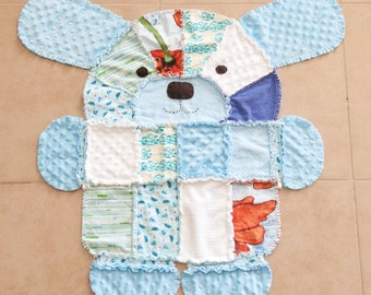 Dog Quilt Patterns Etsy