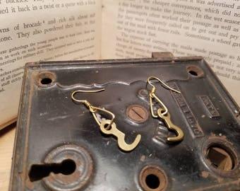 Clockwork Earring Hooks