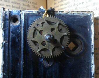 Cog and Clockwork Necklace