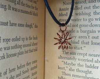 Coil Charm Necklace