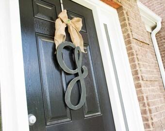 Exceptionnel Quick View. More Colors. Wooden Letter Door ...