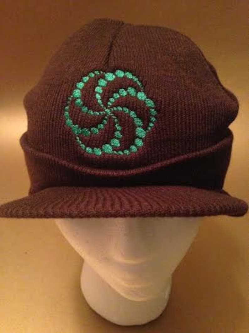 Crop Bubble Winter Hat made to order
