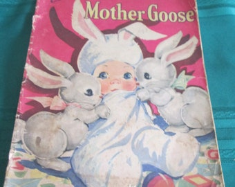1942 Animal Mother Goose by Ruth E Newton