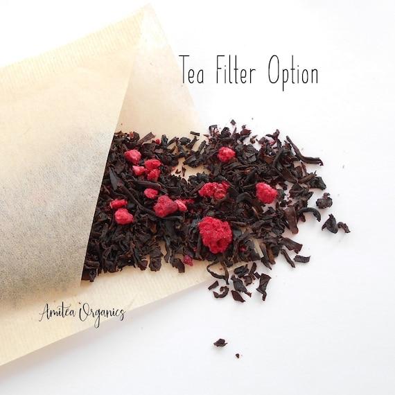 Wild Blueberry Organic Loose Leaf Tea | Small Batch Tea Blend | Handcrafted