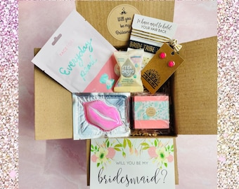 Bridesmaid Proposal Box of Goodies