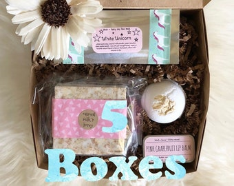 5 Gift Boxes