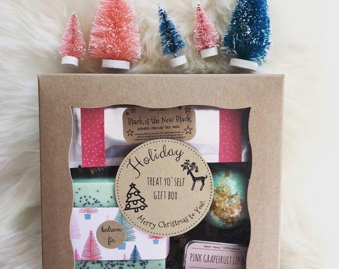 Featured listing image: Holiday Treat Yo'self Box: Free shipping
