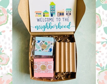 New Home Housewarming Gift Set with Card