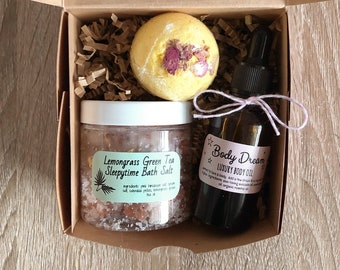 Stay At Home Club: Quarantine Gift for Self Care, Thinking of You Spa Gift for Relaxation, Beauty Skincare Gift